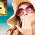 Di come proteggere la salute dei nostri occhi in estate e di qualche altra curiosità