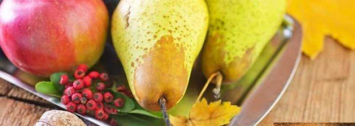 Della Verdura, frutta, ed anche del pesce da mettere in tavola nel mese di settembre