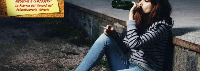 Alcol e giovani, un impatto talvolta drammatico