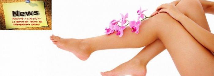 Di come mantenere le gambe agili e le caviglie sottili