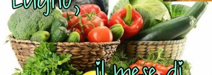 Della frutta, verdura e del pesce da mettere in tavola in questo mese e di qualche altra curiosità