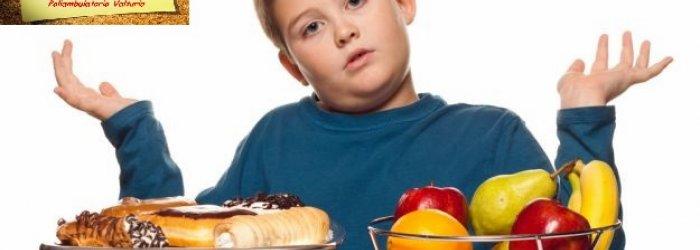Il sovrappeso infantile sta diventando un problema