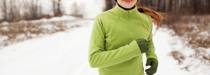 Dell'importanza di fare attività fisica anche in inverno e di qualche altra curiosità